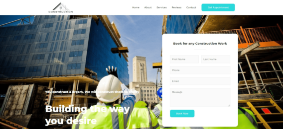 Construction services in Dublin