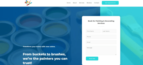 Painter services in Ireland